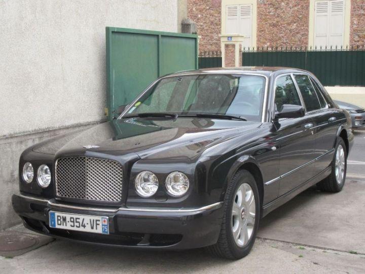 Bentley Arnage V8 6.75 405CH NOIR Occasion - 1