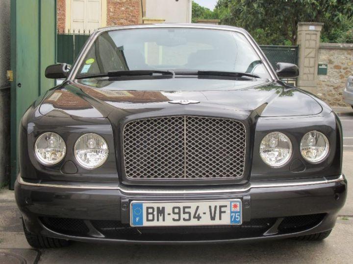 Bentley Arnage V8 6.75 405CH NOIR Occasion - 6