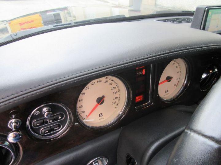 Bentley Arnage V8 6.75 405CH NOIR Occasion - 17
