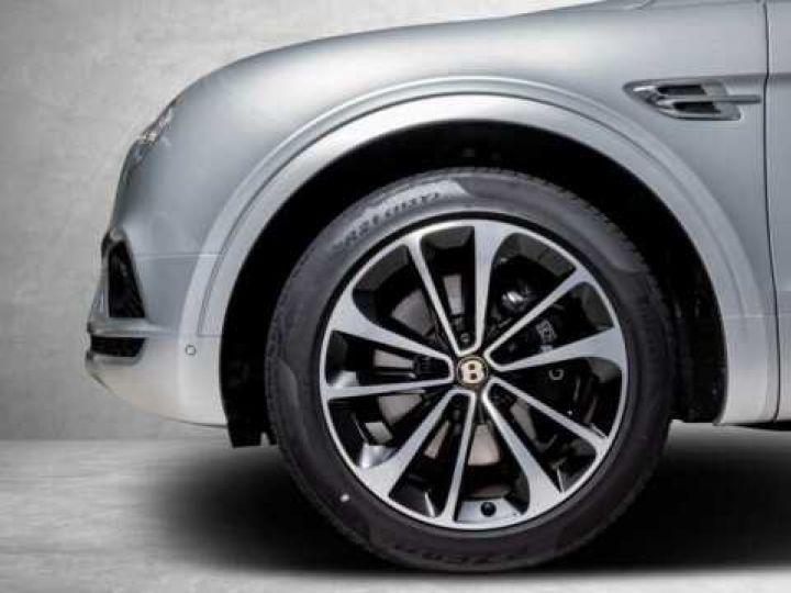 Bentley Bentayga HYBRID silber Moobeam - 7