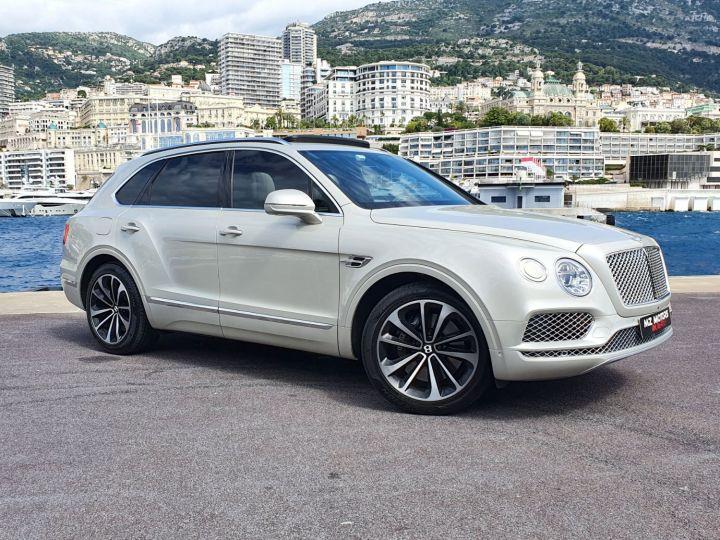 Bentley Bentayga V8 DIESEL 435 CV White Sand Occasion - 7