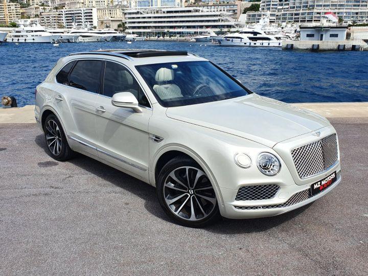 Bentley Bentayga V8 DIESEL 435 CV White Sand Occasion - 4