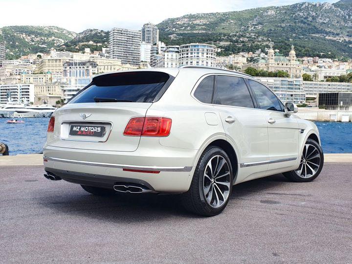Bentley Bentayga V8 DIESEL 435 CV White Sand Occasion - 8