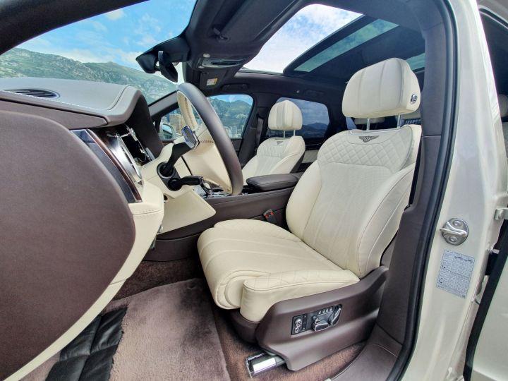 Bentley Bentayga V8 DIESEL 435 CV White Sand Occasion - 15