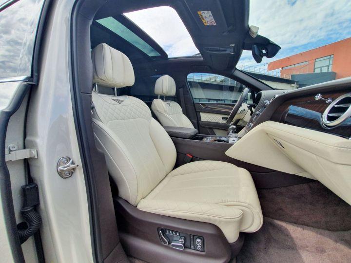 Bentley Bentayga V8 DIESEL 435 CV White Sand Occasion - 16