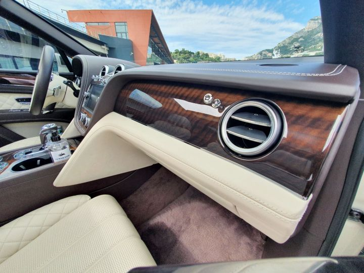 Bentley Bentayga V8 DIESEL 435 CV White Sand Occasion - 20