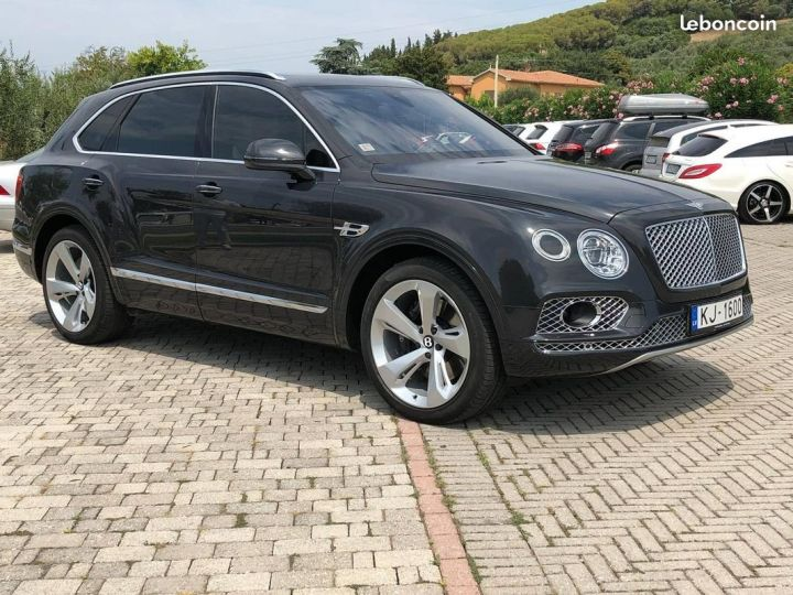Bentley Bentayga w12  - 1