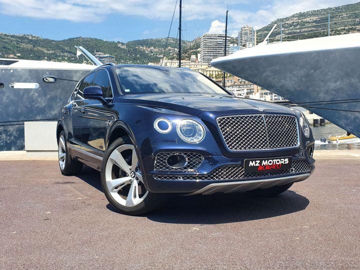 Bentley Bentayga W12 6.0 608 4X4 BVA Dark Sapphire Occasion - 5
