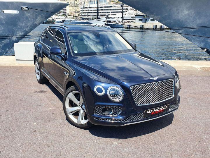 Bentley Bentayga W12 6.0 608 4X4 BVA Dark Sapphire Occasion - 8