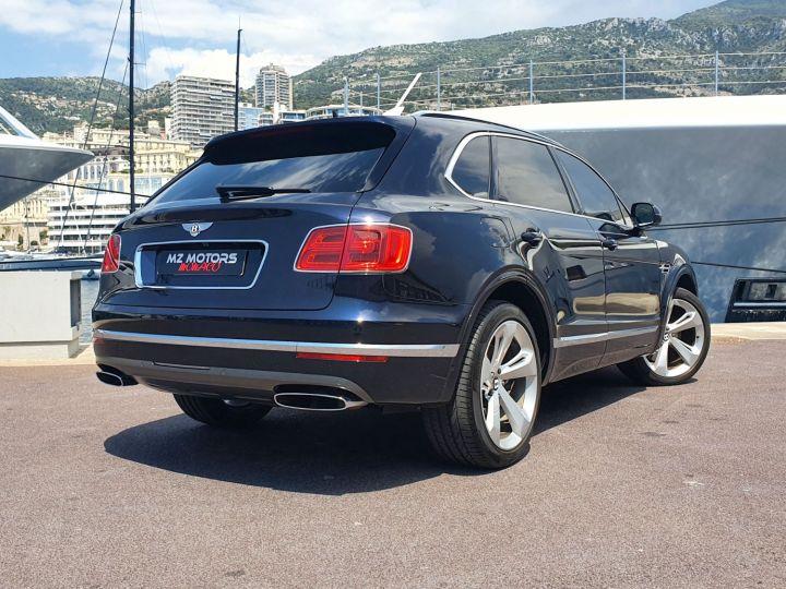 Bentley Bentayga W12 6.0 608 4X4 BVA Dark Sapphire Occasion - 9