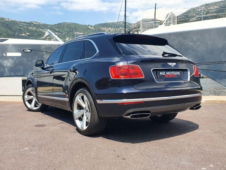 Bentley Bentayga W12 6.0 608 4X4 BVA Dark Sapphire Occasion - 12