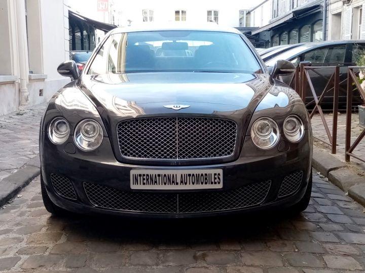 Bentley Continental Flying Spur Gris anthracite métal - 2