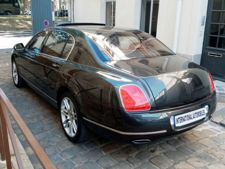 Bentley Continental Flying Spur Gris anthracite métal - 6