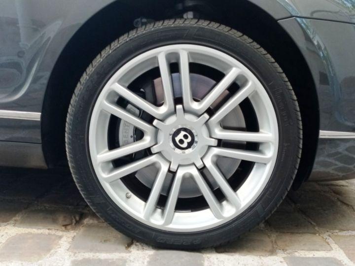 Bentley Continental Flying Spur Gris anthracite métal - 7