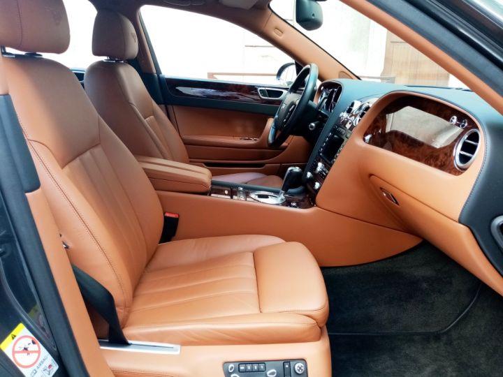 Bentley Continental Flying Spur Gris anthracite métal - 8