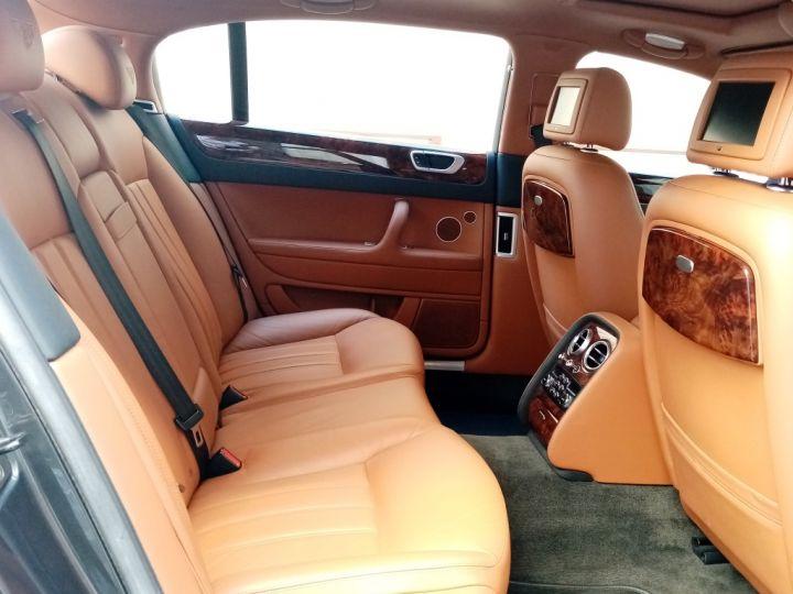 Bentley Continental Flying Spur Gris anthracite métal - 11