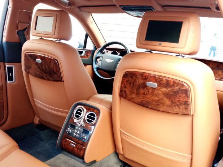 Bentley Continental Flying Spur Gris anthracite métal - 12