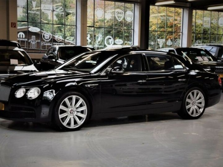 Bentley Continental Flying Spur II V8 4.0L 507ch NOIR METALLISE - 1