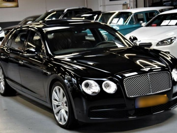 Bentley Continental Flying Spur II V8 4.0L 507ch NOIR METALLISE - 11