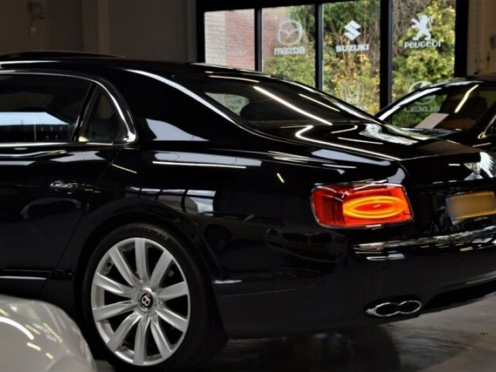 Bentley Continental Flying Spur II V8 4.0L 507ch NOIR METALLISE - 14