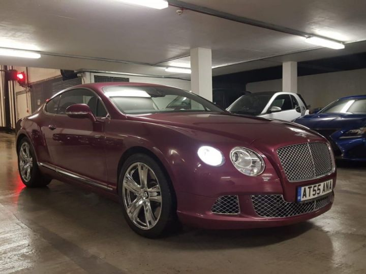 Bentley Continental GT  - 3