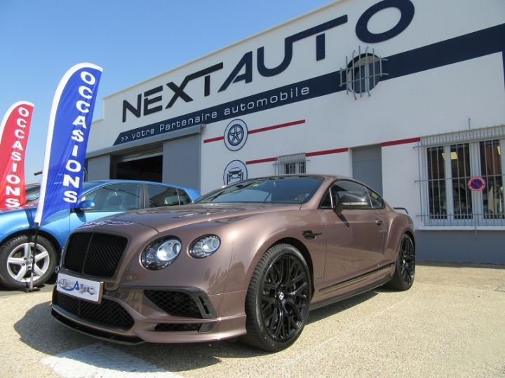 Bentley Continental GT 6.0 SUPERSPORTS 710CH ARABICA Occasion - 1