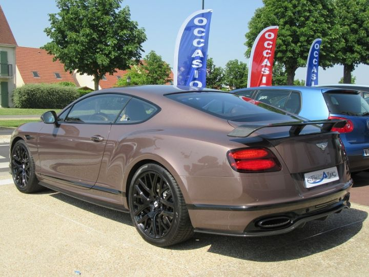 Bentley Continental GT 6.0 SUPERSPORTS 710CH ARABICA Occasion - 3