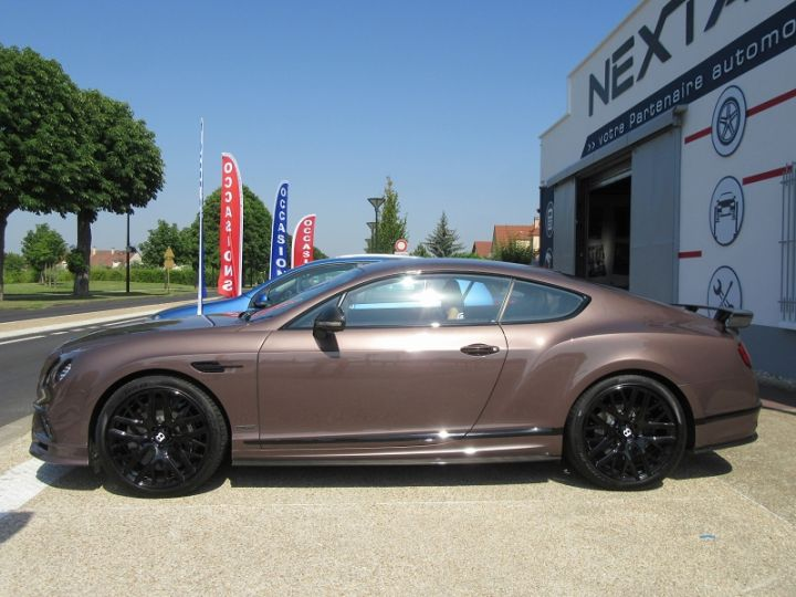 Bentley Continental GT 6.0 SUPERSPORTS 710CH ARABICA Occasion - 5