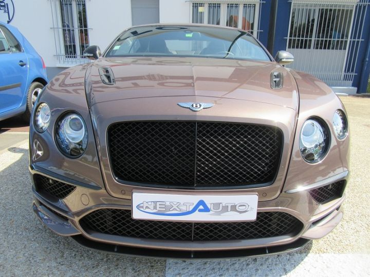 Bentley Continental GT 6.0 SUPERSPORTS 710CH ARABICA Occasion - 6