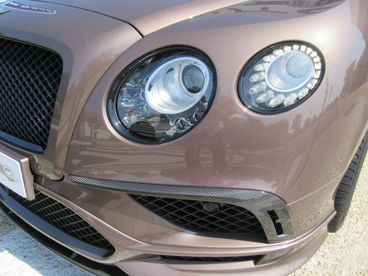 Bentley Continental GT 6.0 SUPERSPORTS 710CH ARABICA Occasion - 13