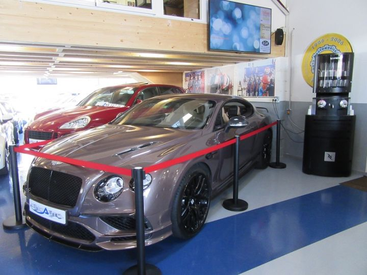 Bentley Continental GT 6.0 SUPERSPORTS 710CH ARABICA Occasion - 20