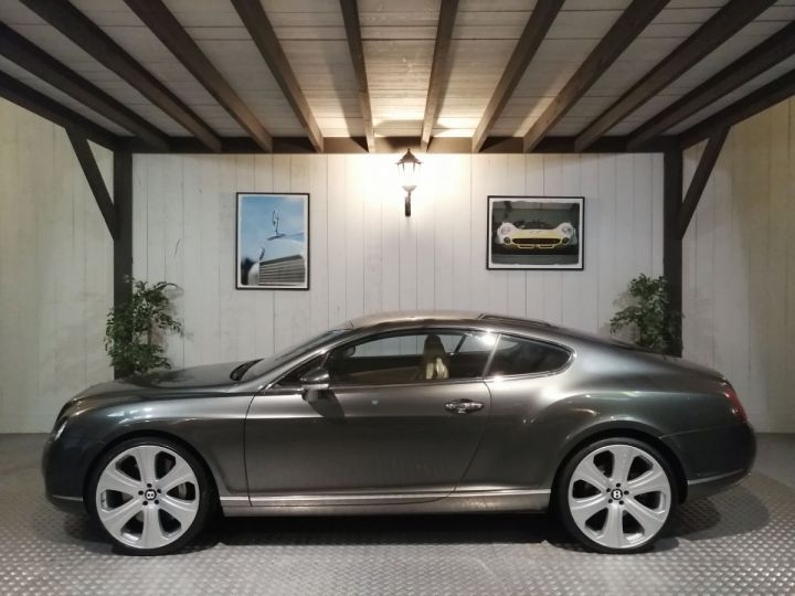 Bentley Continental GT 6.0 W12 560 CV BVA Gris - 1