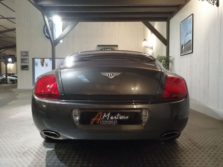 Bentley Continental GT 6.0 W12 560 CV BVA Gris - 4
