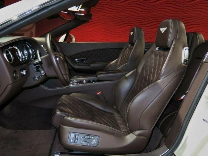 Bentley Continental GT Bentley Continental GT 4.0 V8 * CLIMAT DE SIEGE * SUSPENSION PNEUMATIQUE * 21 GARANTIE 12 MOIS Blanc - 5