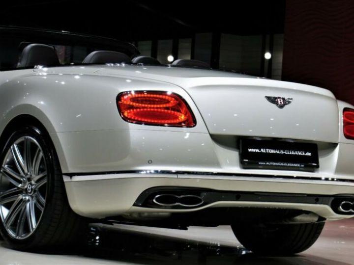Bentley Continental GT Bentley Continental GT 4.0 V8 * CLIMAT DE SIEGE * SUSPENSION PNEUMATIQUE * 21 GARANTIE 12 MOIS Blanc - 10