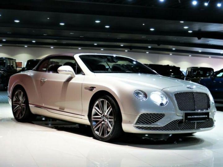 Bentley Continental GT Bentley Continental GT 4.0 V8 * CLIMAT DE SIEGE * SUSPENSION PNEUMATIQUE * 21 GARANTIE 12 MOIS Blanc - 13