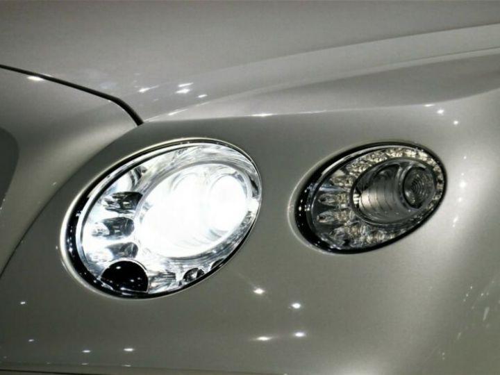 Bentley Continental GT Bentley Continental GT 4.0 V8 * CLIMAT DE SIEGE * SUSPENSION PNEUMATIQUE * 21 GARANTIE 12 MOIS Blanc - 15