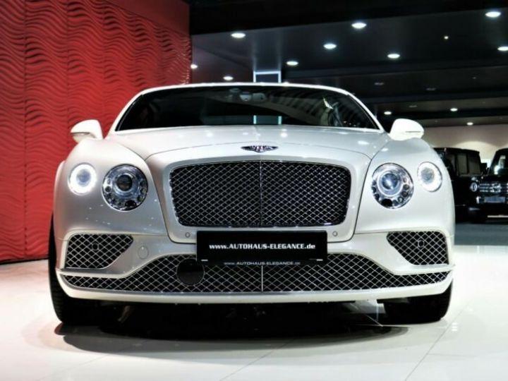 Bentley Continental GT Bentley Continental GT 4.0 V8 * CLIMAT DE SIEGE * SUSPENSION PNEUMATIQUE * 21 GARANTIE 12 MOIS Blanc - 16