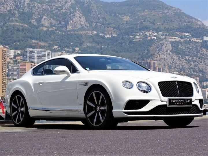 Bentley Continental GT  GT II COUPE V8 S 528 CV MULLINER - MONACO BLANC - 7