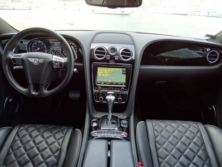 Bentley Continental GT GT II COUPE V8 S 528 CV MULLINER - MONACO BLANC - 13