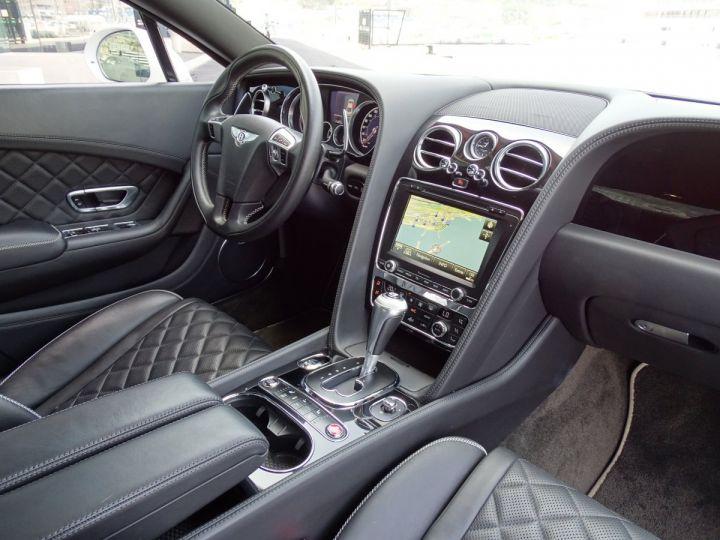 Bentley Continental GT  GT II COUPE V8 S 528 CV MULLINER - MONACO BLANC - 15