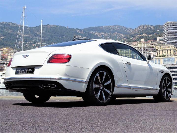 Bentley Continental GT GT II COUPE V8 S 528 CV MULLINER - MONACO BLANC - 17
