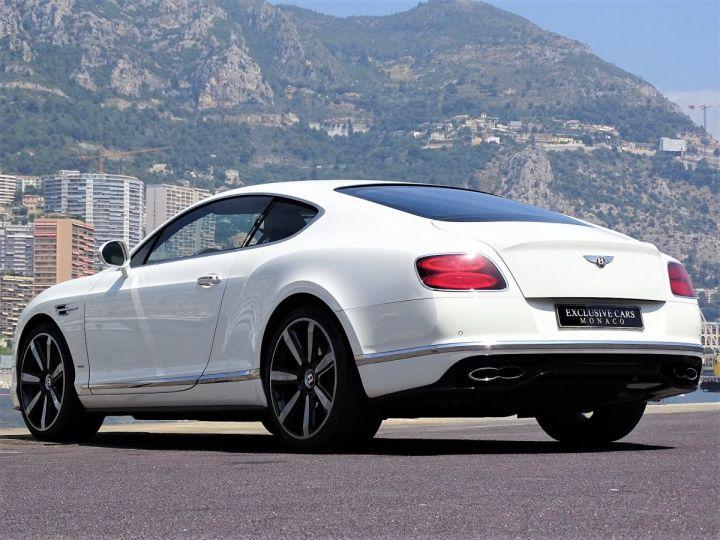 Bentley Continental GT GT II COUPE V8 S 528 CV MULLINER - MONACO BLANC - 21