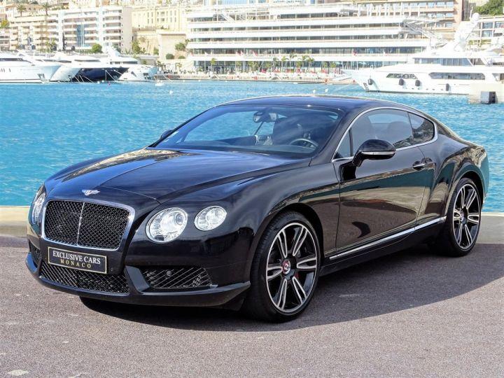 Bentley Continental GT II COUPE V8 507 CV MULLINER - MONACO Noir métal (Covering Blanc per - 1