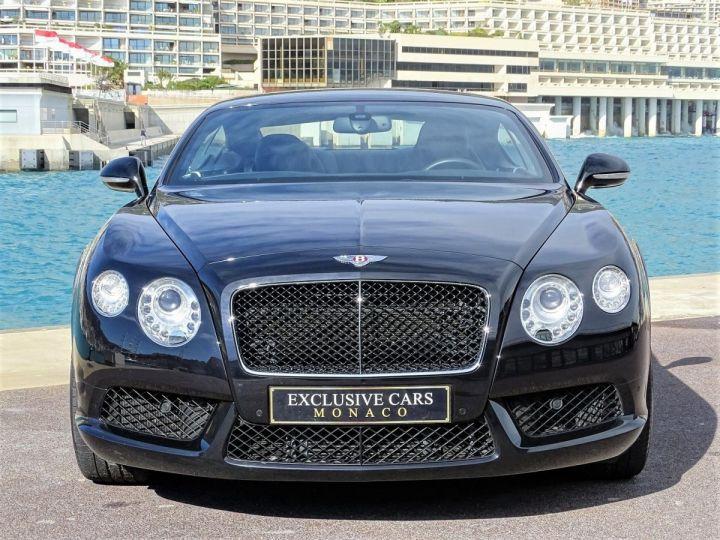 Bentley Continental GT II COUPE V8 507 CV MULLINER - MONACO Noir métal (Covering Blanc per - 2