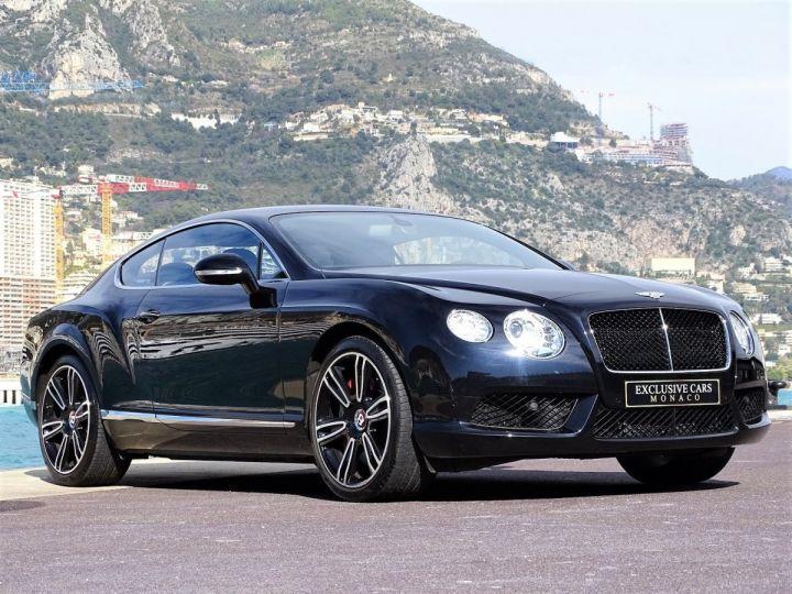Bentley Continental GT II COUPE V8 507 CV MULLINER - MONACO Noir métal (Covering Blanc per - 3