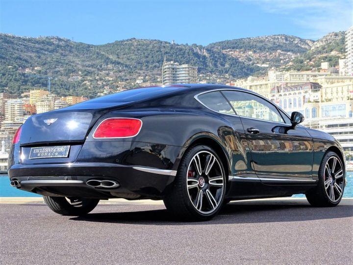 Bentley Continental GT II COUPE V8 507 CV MULLINER - MONACO Noir métal (Covering Blanc per - 4