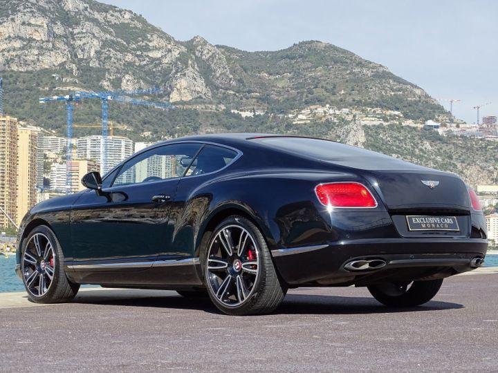 Bentley Continental GT II COUPE V8 507 CV MULLINER - MONACO Noir métal (Covering Blanc per - 6