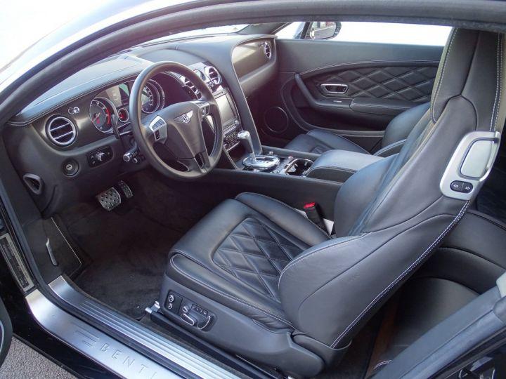 Bentley Continental GT II COUPE V8 507 CV MULLINER - MONACO Noir métal (Covering Blanc per - 7