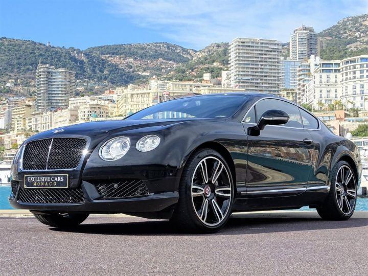 Bentley Continental GT II COUPE V8 507 CV MULLINER - MONACO Noir métal (Covering Blanc per - 14
